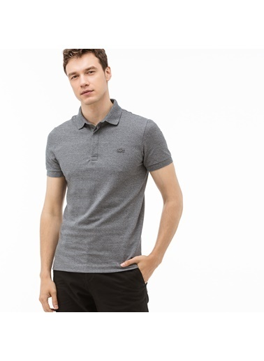 Lacoste Erkek Polo Tişört PH5522.SXY Gri